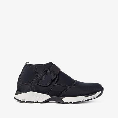 MARNI High Top Neoprene Sneaker (Black) Men