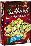 Schmidt Spiele 49085 Classic Line, Mensch ärgere Dich Nicht, mit extra großen Spielfiguren aus...