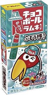 森永製菓 チョコボール&ltがんばるラムネ&gt 25g ×20個