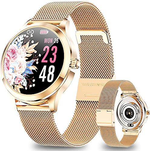 Smartwatch Mujer Redondo smartwatch mujer  Marca ANMI