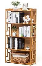 Eenvoudige Bookshelf Rack moderne massief houten Multi-layer Floor Stand Student Kinderen Boekenkast opslag Rack Tribune v...