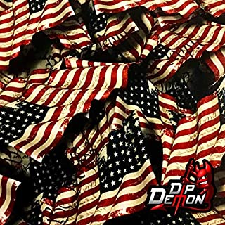 Hydrographic Film Flag Constitution We The People Flag Constitution Preamble United States of America Hydrographic Water Transfer Film Hydro Dipping