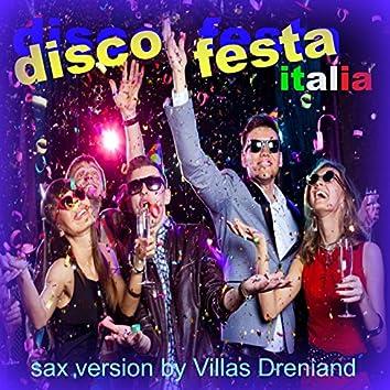 Disco festa Italia (Sax version)