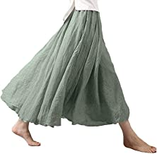 Best maxi skirt boho Reviews