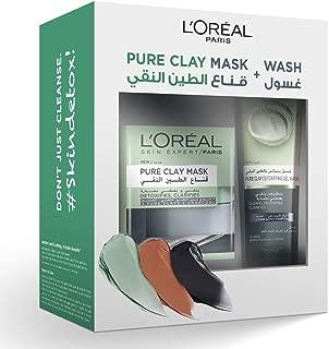 L'Oréal Paris L'Oreal Paris Skin Expert YOUR DETOXIFYING ROUTINE