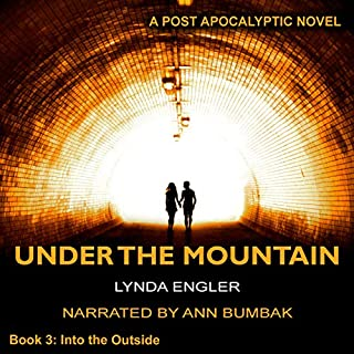 Under the Mountain audiobook cover art