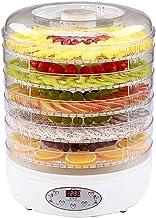 Déshydrateur de Nourriture déshydrateur pour Fruits Alimentaires - Économiseur de Nourriture électrique Déshydrateur de Fr...