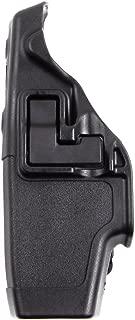 BLACKHAWK! Taser X26 44H015BK-L Duty Holster L2 Black