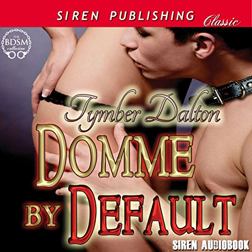 Domme by Default audiobook cover art