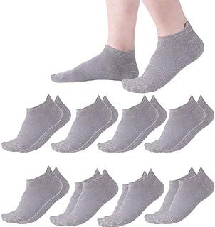 GUYU, Calcetines de deporte informales bajos de algodón de alta densidad que protegen el tobillo, unisex, primavera y verano