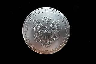 2014 American Eagle 1 oz Silver Dollar Brilliant Uncirculated