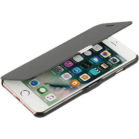MTRONX Cover iPhone 7, Cover iPhone 8, Custodia Case Ultra Foglio Flip Pelle Libro Spigato Magnetic Closure Case Cover Paraurti per Apple iPhone 7 ...