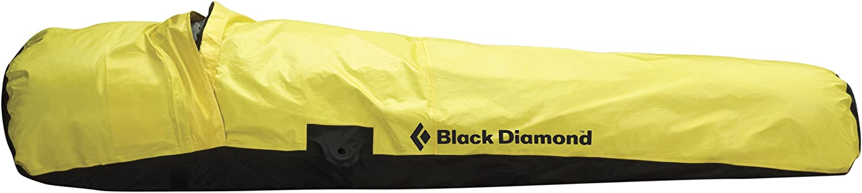 Black Diamond Big Wall Hooped Bivy Bag Yellow, Long