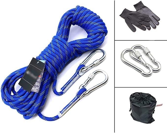 Eslingas Cuerda que sube, cuerda de alta resistencia de la ...