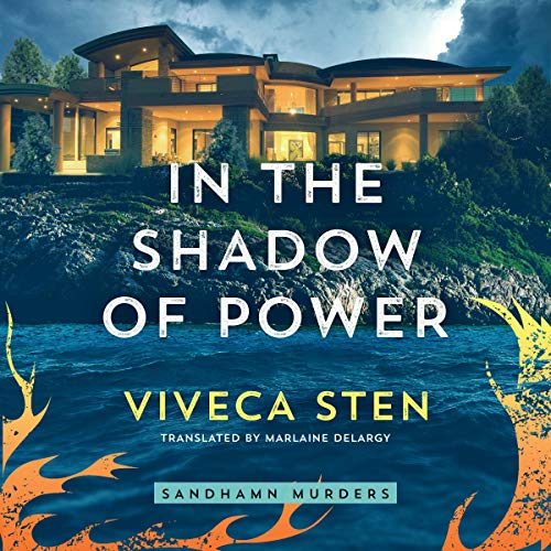In the Shadow of Power audiobook cover art