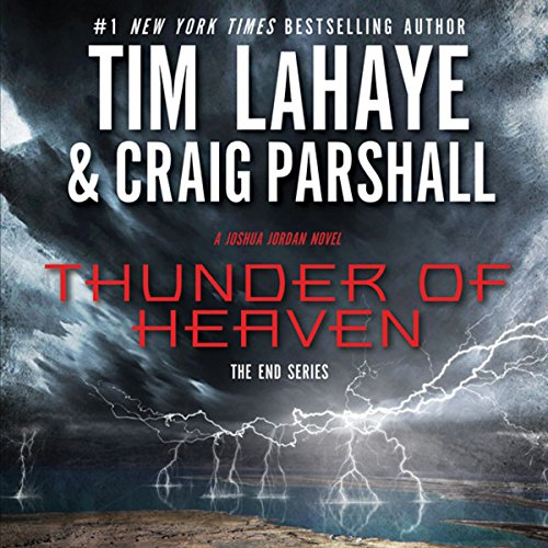 Thunder of Heaven: A Joshua Jordan Novel audiobook cover art