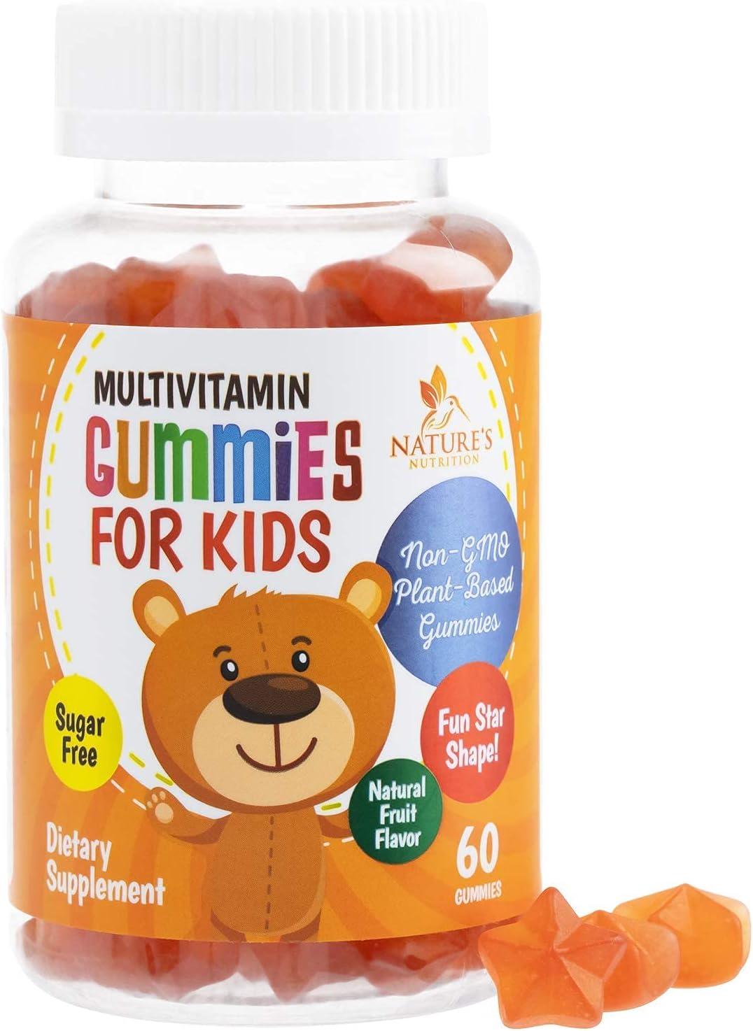 Kids Multivitamin Wholesale Gummies for Immune - Support Natural Complete Sale item
