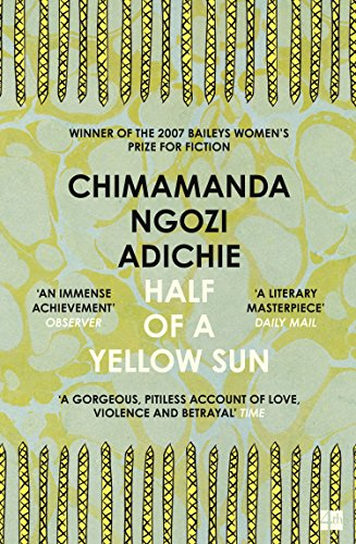 Half of a Yellow Sun eBook: Adichie, Chimamanda Ngozi: Amazon.co ...