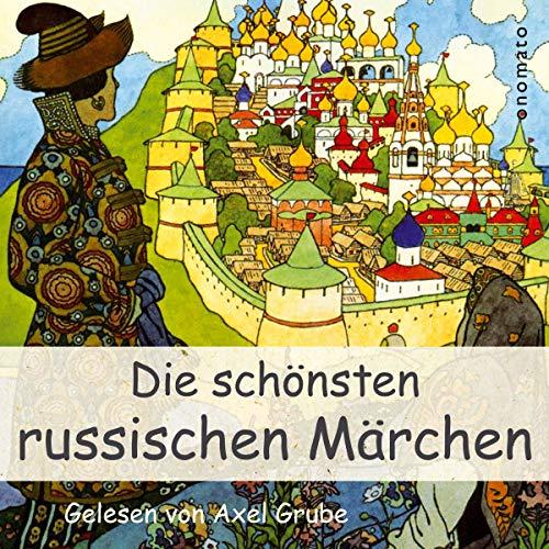 Die schönsten russischen Märchen Titelbild