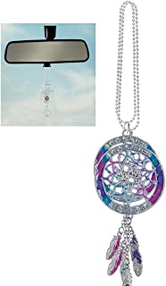 Ganz Colorful Dreamcatcher Car Charm