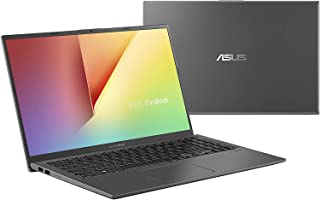Asus VivoBook 15 A512UF-EJ196T Laptop (Slate Gray)- Intel i7-8550U 4.0 GHz, 8 GB RAM, 1000 GB HDD, Nvidia Geforce MX130, 15.6 inches, Windows 10, Eng-Arb-KB