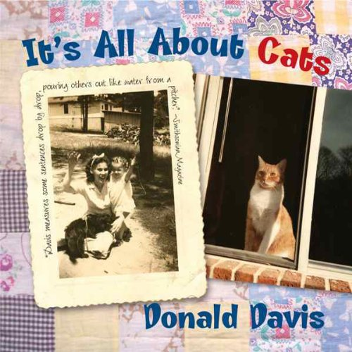 It's All About Cats audiobook cover art