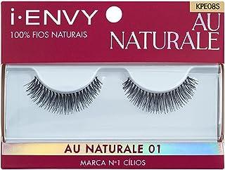 Cílios Au Naturale 01, I-Envy By Kiss Ny