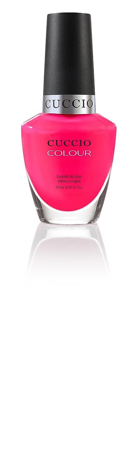 ホールドオール広告するピークCuccio Colour Gloss Lacquer - Double Bubble Trouble - 0.43oz / 13ml