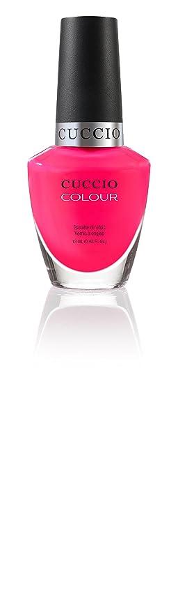 挨拶リラックスしたアブセイCuccio Colour Gloss Lacquer - Double Bubble Trouble - 0.43oz / 13ml