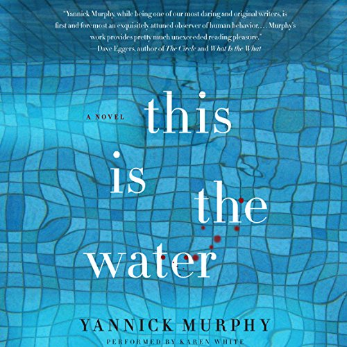 This Is the Water audiobook cover art