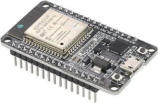 VKLSVAN ESP-WROOM-32 ESP32 ESP-32S Development Board 2.4GHz Dual-Mode WiFi + Bluetooth Dual Cores Microcontroller Processor Module for Arduino IDE