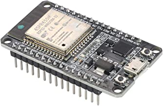 VKLSVAN ESP-WROOM-32 ESP32 ESP-32S Development Board 2.4GHz Dual-Mode WiFi + Bluetooth Dual Cores Microcontroller Processor Module for Arduino IDE