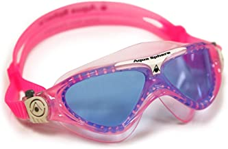Aqua Sphere Vista Junior Swim Goggle, Made In Italy