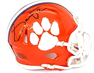 Sammy Watkins Autographed Signed Clemson Tigers Mini Helmet Long Auto - Certified Authentic