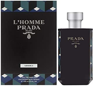 PRADA Milano L'Homme Absolu Edp For Men, 100 ml