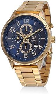 ساعة رجالية من فيتور ستانلس ستيل,VT168165M010105