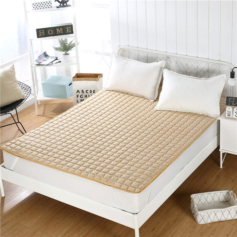 Student Dormitory Folding Mattress,Tatami Mattress,Foldable Mattress,Non-Slip Warm Multi-Function Breathable Bedroom Thick-d 120x200cm(47x79inch)