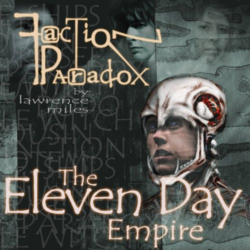 Faction Paradox: Year of the Cat audiobook cover art
