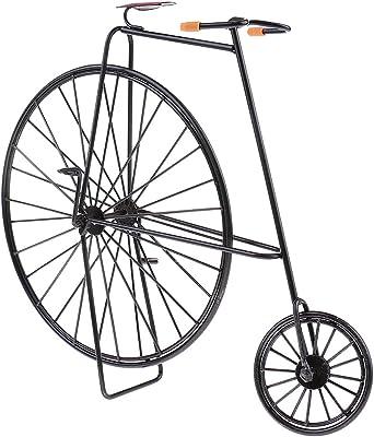 Adorno Decoración Exquisita de Escritorio Modelo de Bicicleta de ...
