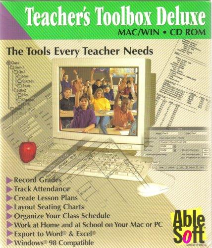 TEACHER'S TOOLBOX DELUXE