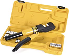 Best hydraulic battery cable crimping tool Reviews