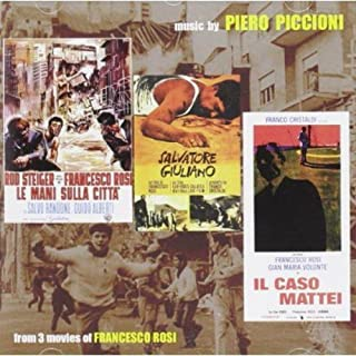 From Three Movies of Francesco Rosi aka Le Mani Sulla Citta, Salvatore Giuliano, Il