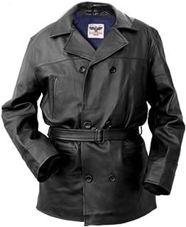 German WWI Pilot Jacket, Steerhide
