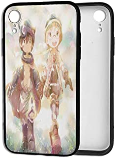 MemoriesofGod Made in Abyss Anime Style Compatible iPhone XR Case, Phone Case, Anti-Scratch Shock Protection Cover for iPhone XR