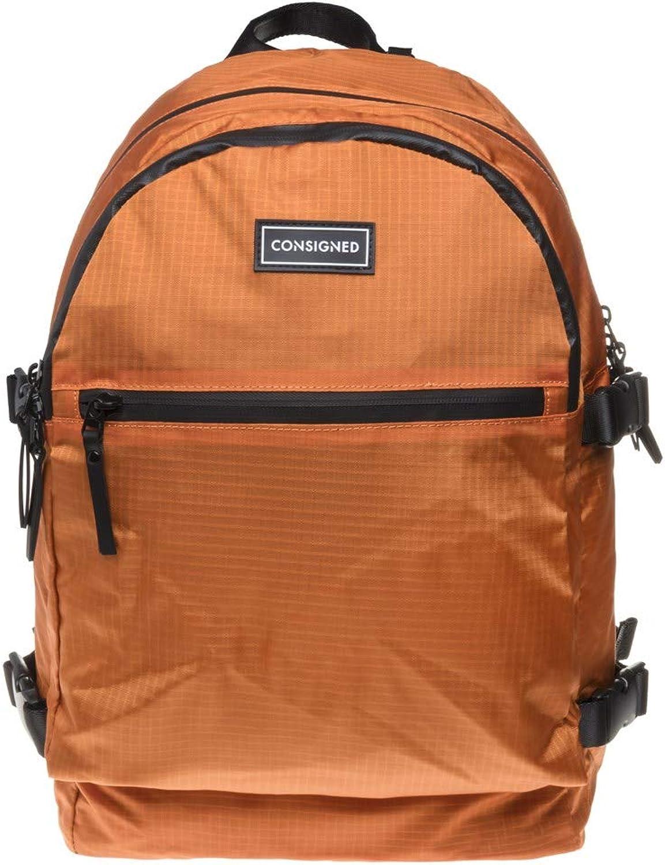 increíbles descuentos CONSIGNED Barton Barton Barton Hombre Backpack Naranja  Con 100% de calidad y servicio de% 100.