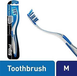Signal Ultra Reach Toothbrush, Medium, Multi Color