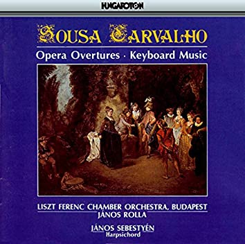 Opera Overtures, Keyboard Music