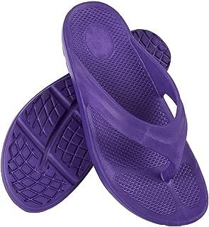 Women's Thong Flip Flop Ultra Soft Arch Support Sandals