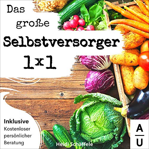 Das große Selbstversorger 1x1 [The Big Self-Sufficiency 1x1] cover art