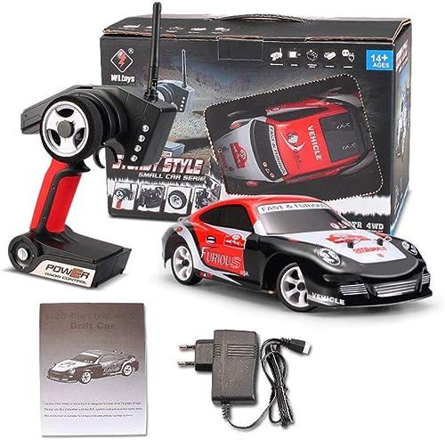 RC Auto RC Drift Auto Spielzeug 1 28 Vier R r 4WD 30km   h Fernbedienung Drift Car RC Rennwagen Modell Spielzeug fürzeug